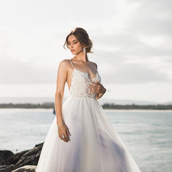 Menyasszonyi ruhák, divat és kiegészítők